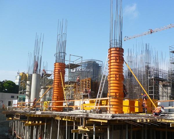Cassaforma per pilastri CLR
