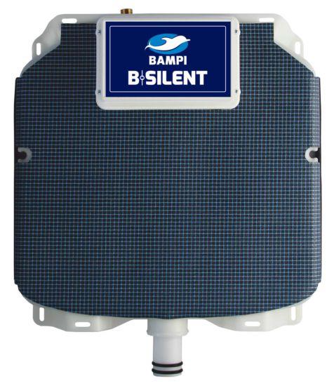 BSILENT innovativa casetta wc insonorizzata di Bampi