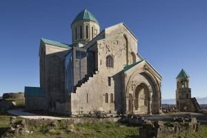Cattedrale di Bagrati, in Georgia, ad opera dell'Arch. Andrea Bruno