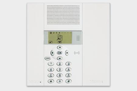 Centralina del sistema di allarme wireless MyHome di Bticino