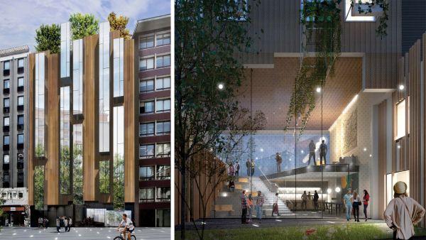 Reinventing cities - Viale Doria – Coinventing Doria