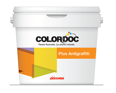 Finitura protettiva Colordoc Plus Antigraffiti