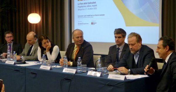 Conferenza stampa presentazione SAIE 2020