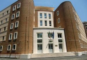 Stiferite per la nuova sede Corte dei Conti