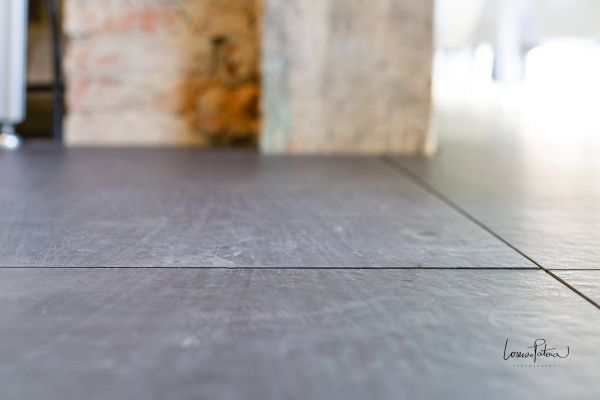 La superficie ultracompatta Dekton® di Cosentino per la pavimentazione della serra della Fabbrica dell'Aria