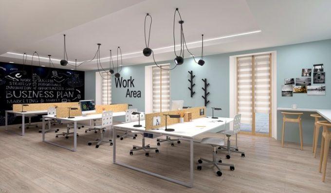 Cohousing: lo spazio per il coworking nel progetto COventidue che sorgerà a Milano