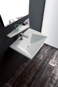 Crystal lavabo 60