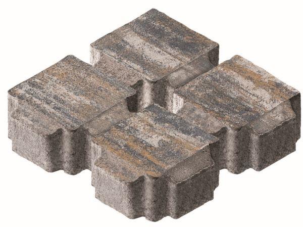 Cube pavimentazione drenante di Record con distanziali maggiorati