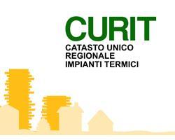 Online il Catasto Unico Regionale Impianti Termici CURIT 1