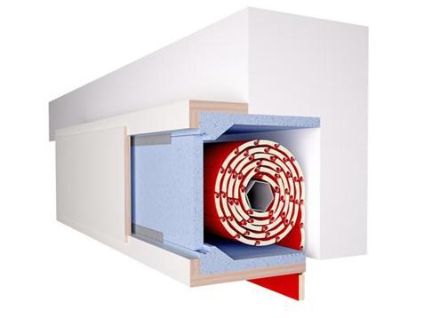 De Faveri ha progettato il kit di isolamento Isolatutto, la soluzione per risolvere alcune problematiche legate all'isolamento dei cassonetti tapparella esistenti.