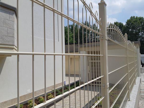 Le soluzioni Betafence per il nuovo condominio di Cinisello Balsamo dallo stile eco-chic