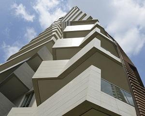 Soluzioni acustiche di PRIMATE per le nuove residenze in CityLife