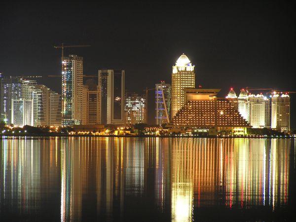 Lo Skyline di Doha, Qatar