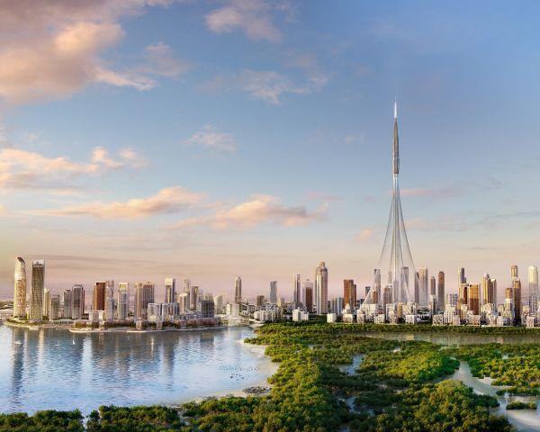 Dubai: da cattedrale del deserto a capitale dell'architettura