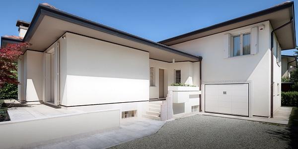 Realizzazione di un edificio con il pannello isolante DUO Concept
