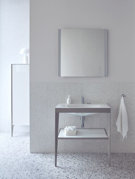 mobili da bagno per ambienti piccoli Duravit - Viu/XViu