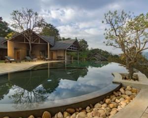 Il mondo bagno Duravit per il Prakriti Shakti Resort in India