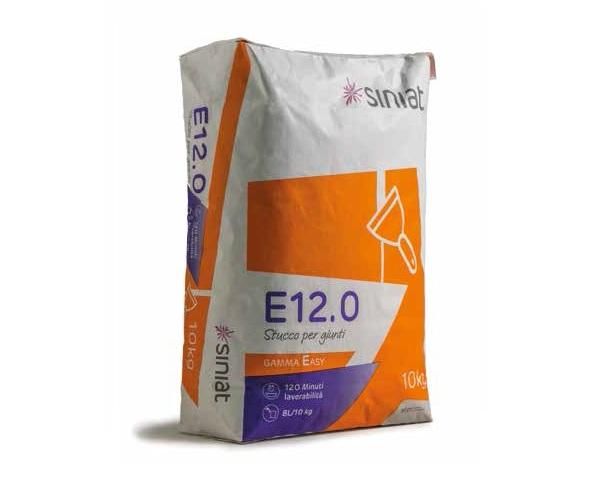 sacco di stucco E12.0 Gamma Easy