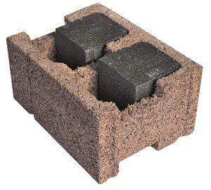 EG-38-18, blocco in legno cemento di Legnobloc