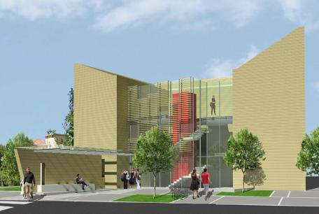 Figura 7. L'edificio ENEA-ANDIL