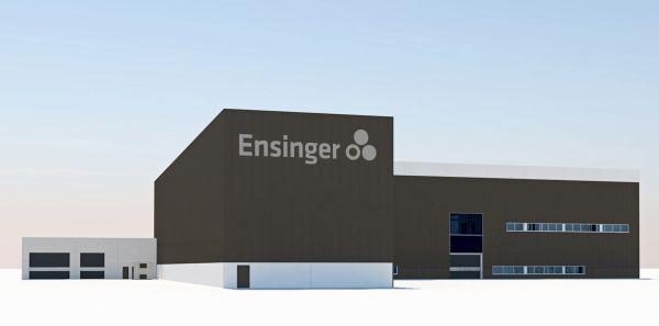 ENSINGER - Il progetto del nuovo edificio (© DIA179 Berlino)