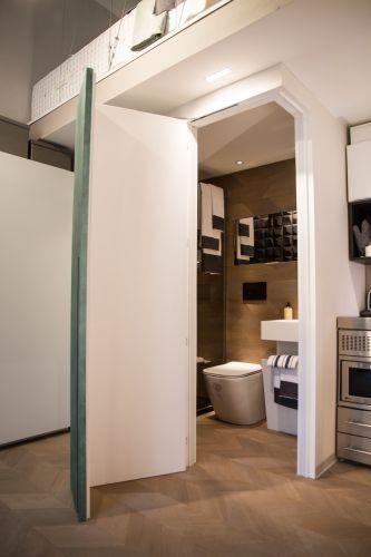 Milano Abita, un'ex ferramenta diventa un monolocale di lusso a Milano