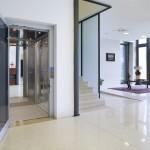 I mini ascensori ad alta tecnologia, ecologici e belli da vedere