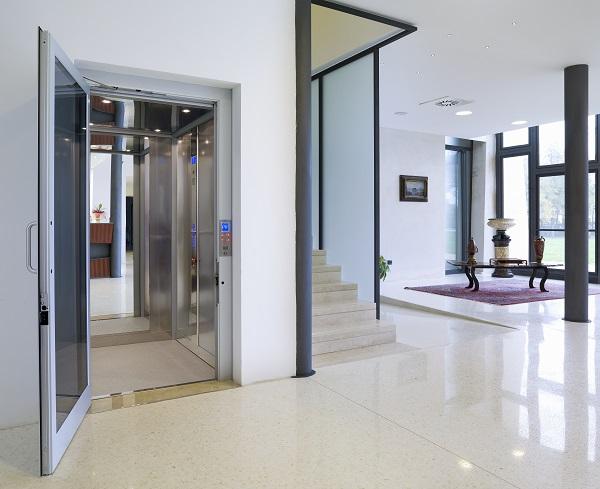Easy Move di Vimec: ascensore per interno ed esterno