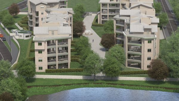 Eco condominio con tecnologia e servizi al top for Lops arredi distretto del design trezzano