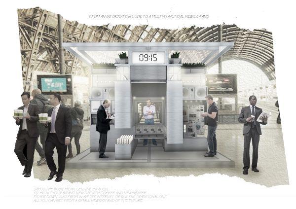 Progetto edicola del futuro Edge DesignStudio_GaryChang