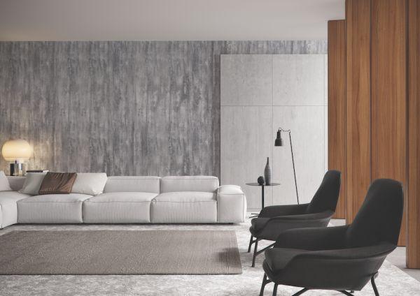 Effetto Fusione, il nuovo effetto decorativo proposto da colorificio San Marco