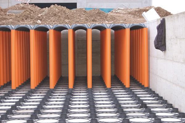 Sistema di casseri Elevetor