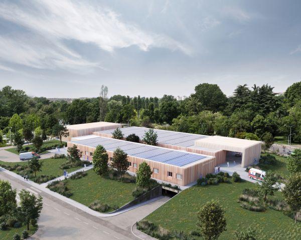 Emergency Hospital 19: un ospedale modulare, autonomo, flessibile e sostenibile