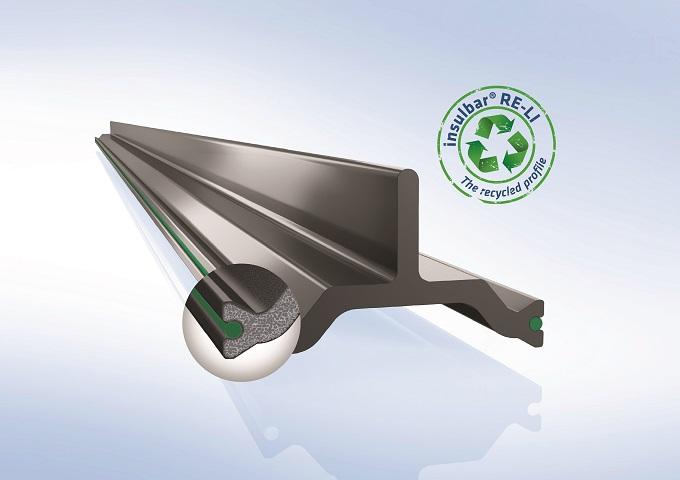 Ensinger sempre più attenta alla sostenibilità, con insulbar RE-LI riciclata al 100%