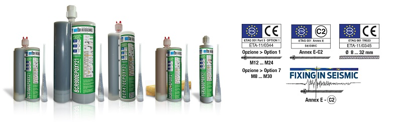 Epoxy 21 ancoranti chimici