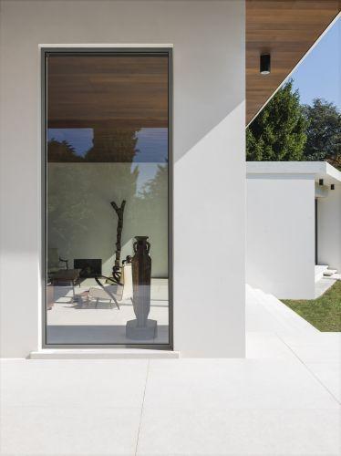 Le finestre Dry di Erco minimal ed eleganti, oltre che personalizzabili secondo il proprio stile