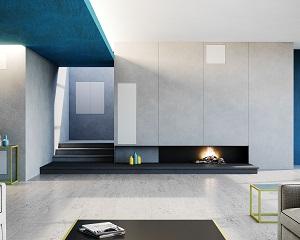 Absolute Smart: soluzione per ante filo muro dal design minimalista