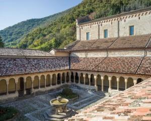 La nuova Foresteria Santa Maria nasce da un dormitorio del XIII secolo