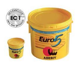 EURO 5 – ADESIVO BICOMPONENTE PER PAVIMENTI IN LEGNO