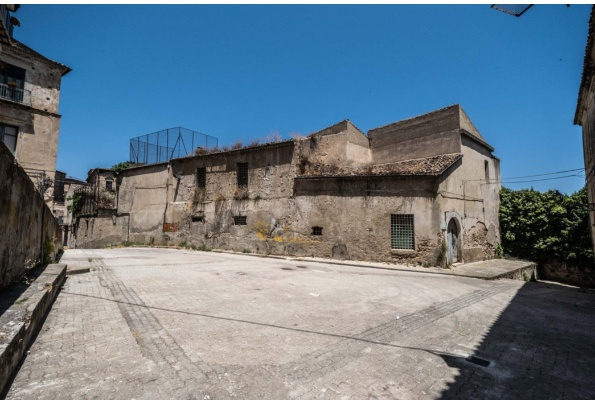 Ex Carcere Giudiziario via Prigione Corigliano Rossano (CS), in vendita Demanio