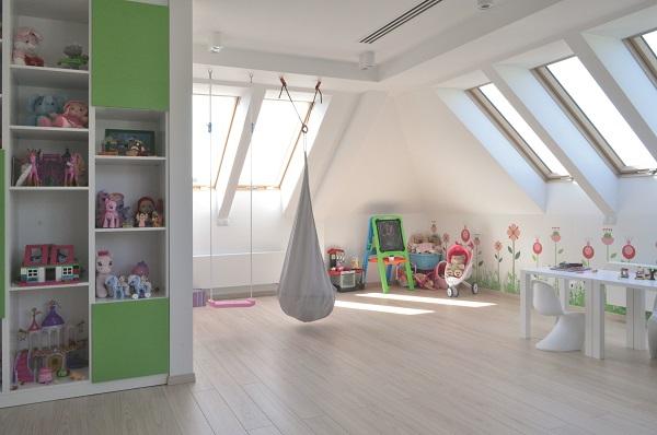 F-FPP-V nella stanza dei bambini