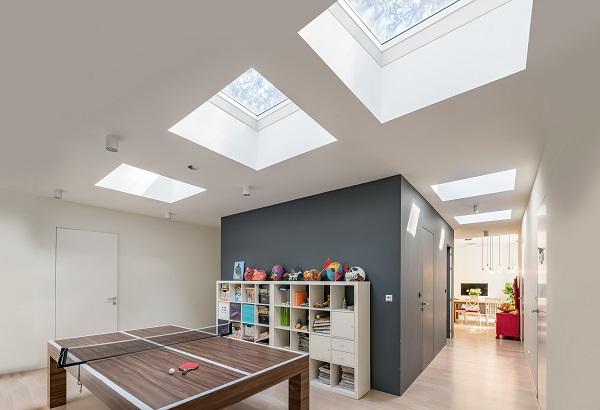 Finestra FAKRO per tetti piatti