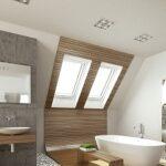 FTU-V FAKRO: la finestra a bilico resistente all'umidità