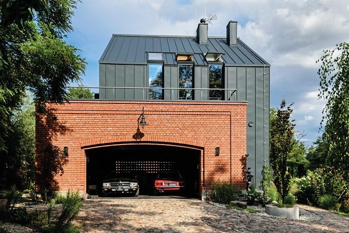Da mulino a moderna residenza country-chic con le finestre da tetto FAKRO