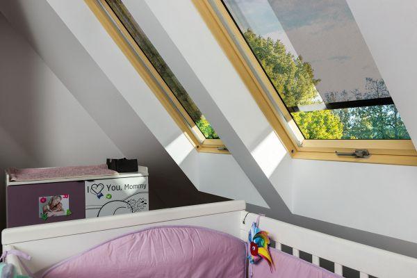La tenda intelligente AMZ Solar di Fakro