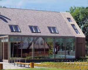 Fakro per il Museo di Architettura Rurale in Polonia