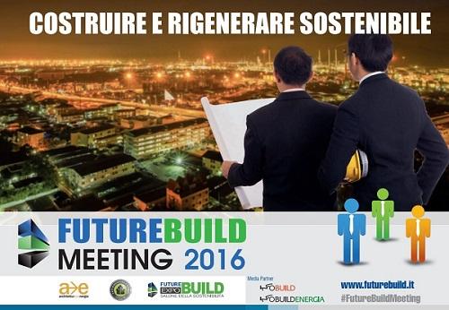 Future Build Meeting 2016, il tour dedicato al costruire sostenibile