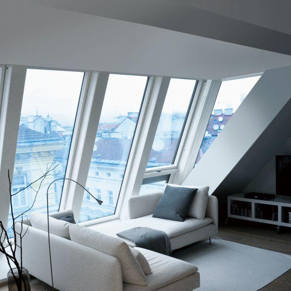 Nuova finestra per mansarde Fakro FDY-V/U U3