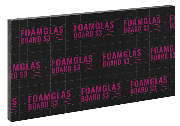 Pannello FOAMGLAS® BOARD S3