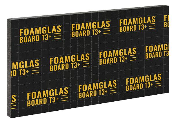 Pannello FOAMGLAS® BOARD T3+